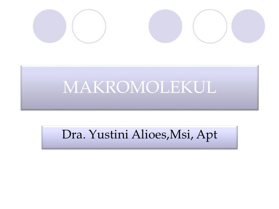 Dra. Yustini Alioes,Msi, Apt