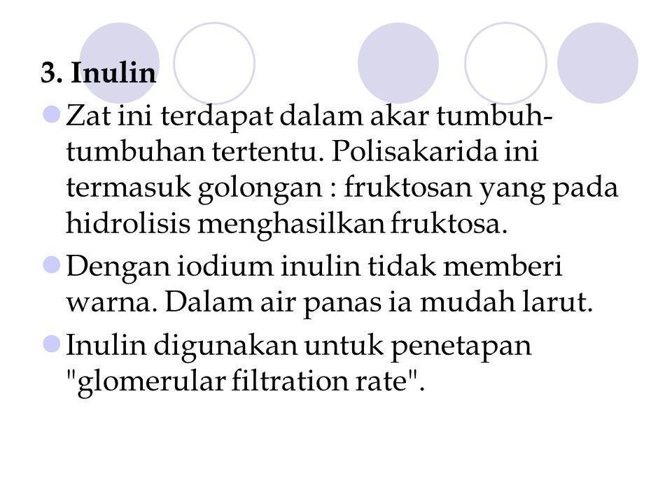3. Inulin