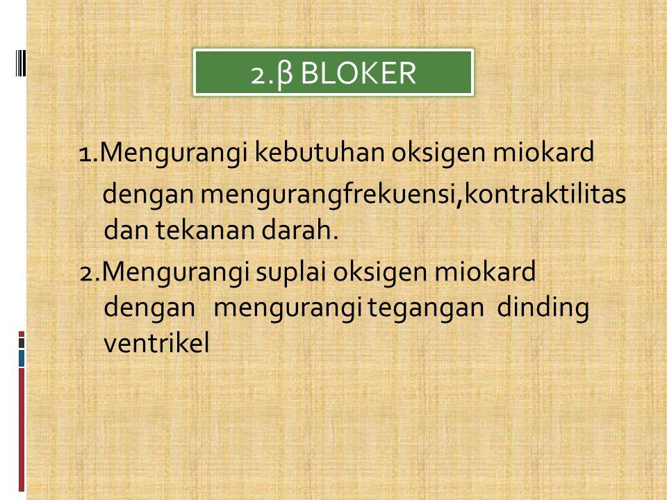 2.β BLOKER