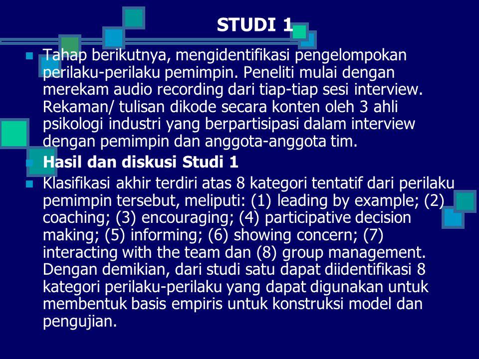 STUDI 1