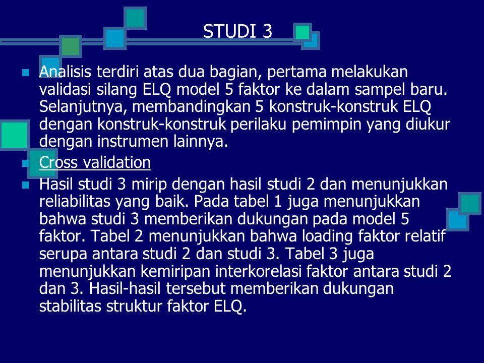 STUDI 3
