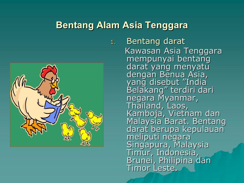 Bentang Alam Asia Tenggara