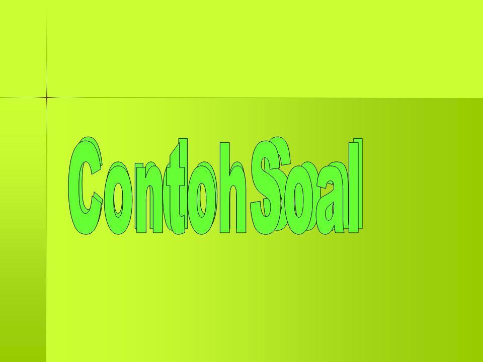 Condon Soal ContohSoal