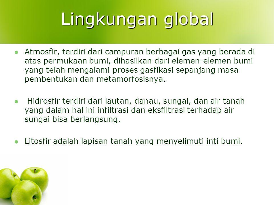 Lingkungan global