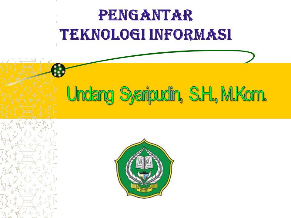 Undang Syaripudin, S.H., M.Kom.