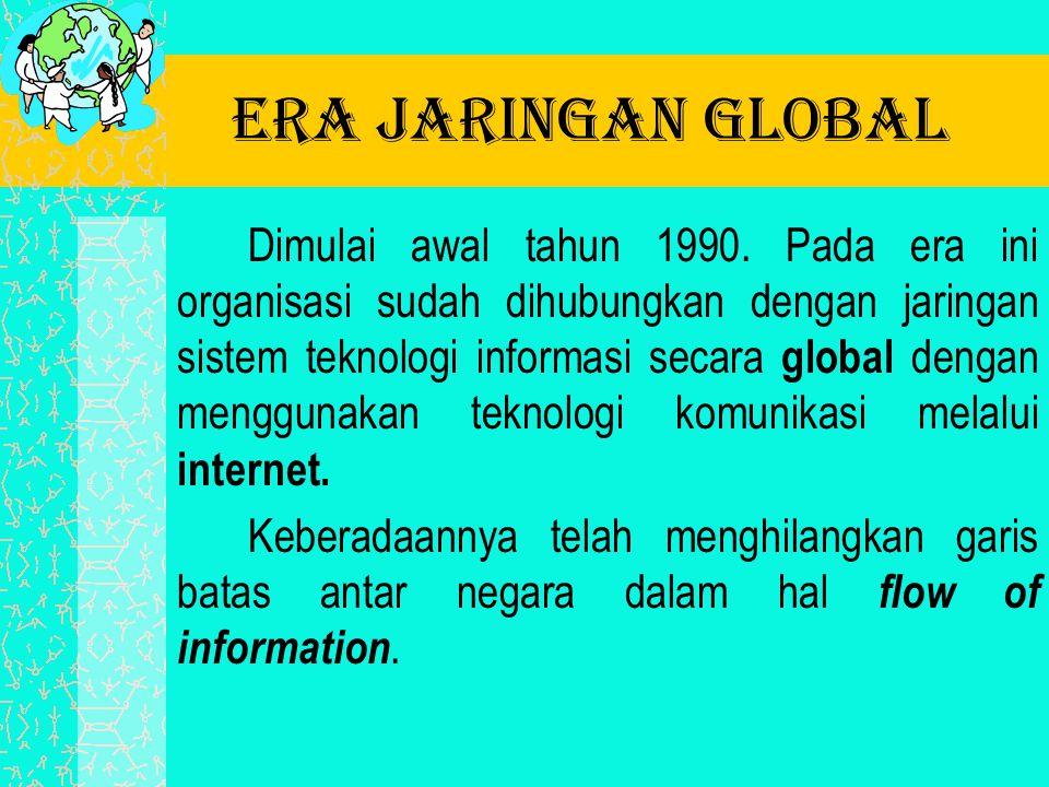 Era jaringan global