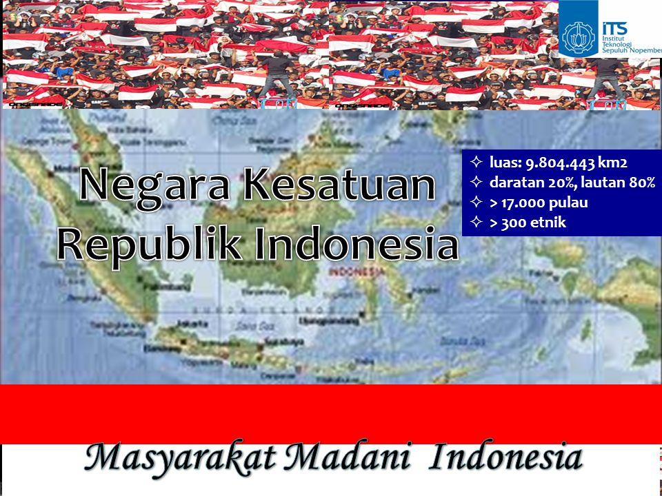 Benua Maritim Indonesia Masyarakat Madani Indonesia