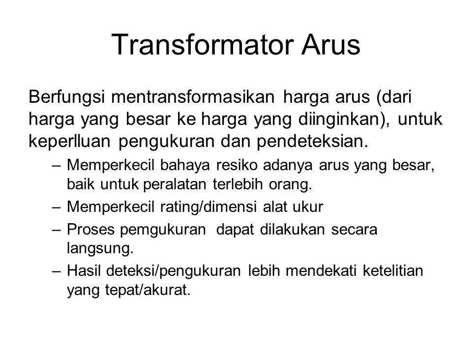 Transformator Arus