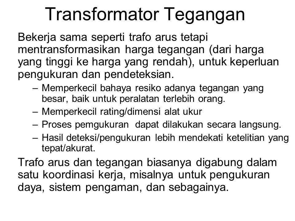 Transformator Tegangan