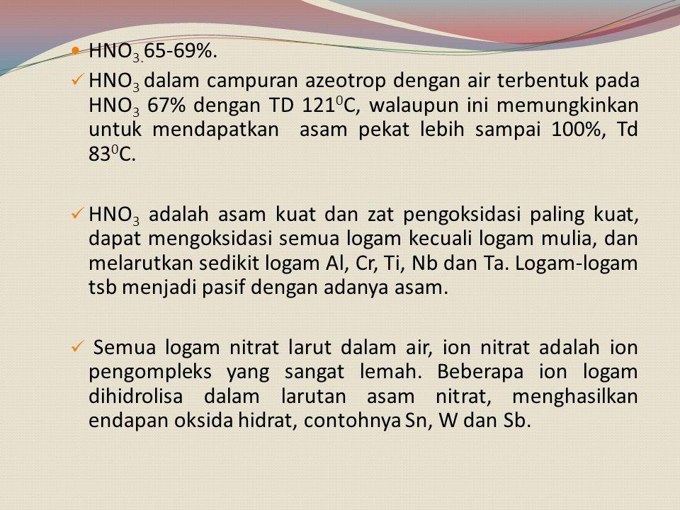 HNO3.65-69%.