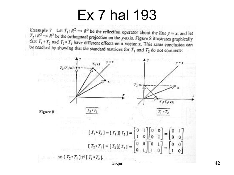 Ex 7 hal 193 bilqis