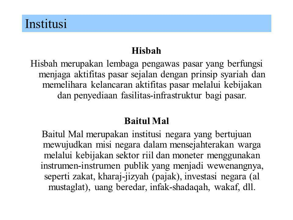 Institusi Hisbah.