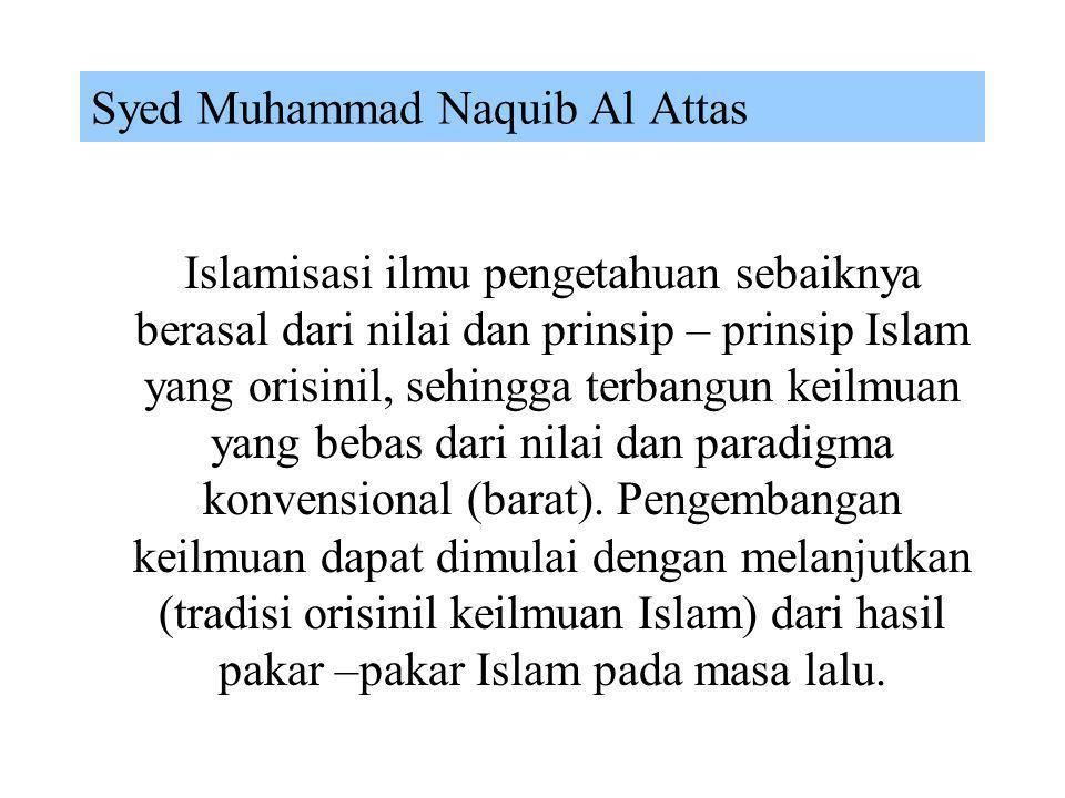 Syed Muhammad Naquib Al Attas