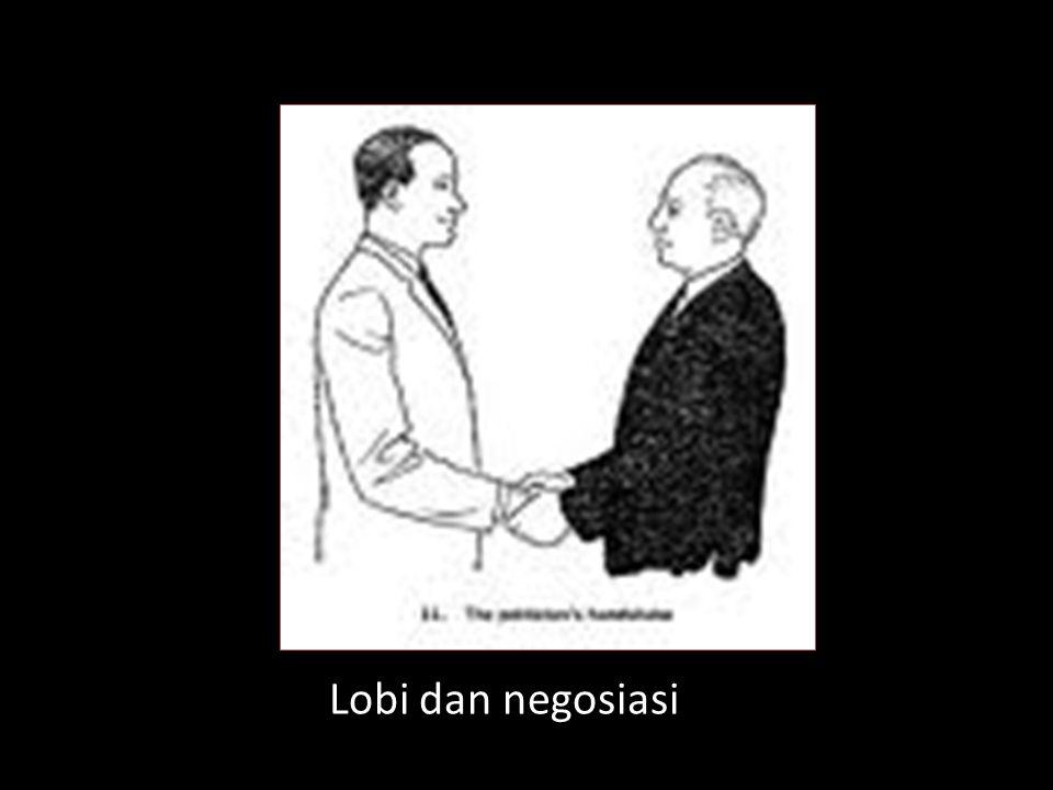Lobi dan negosiasi