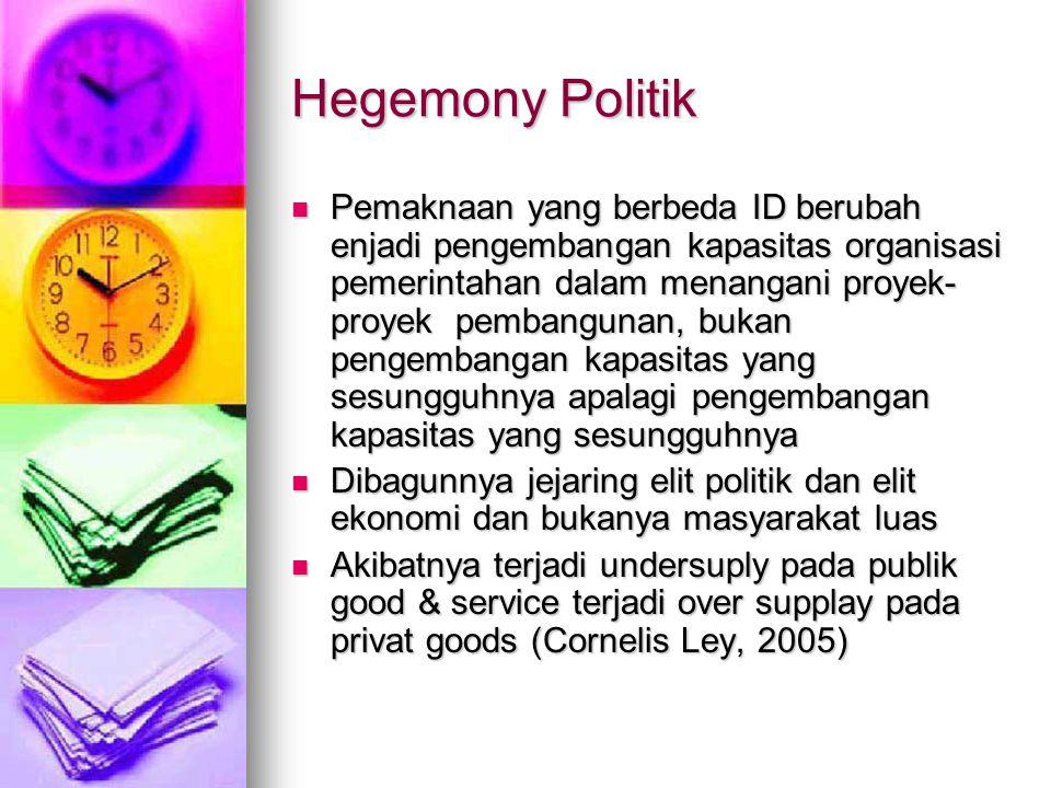 Hegemony Politik