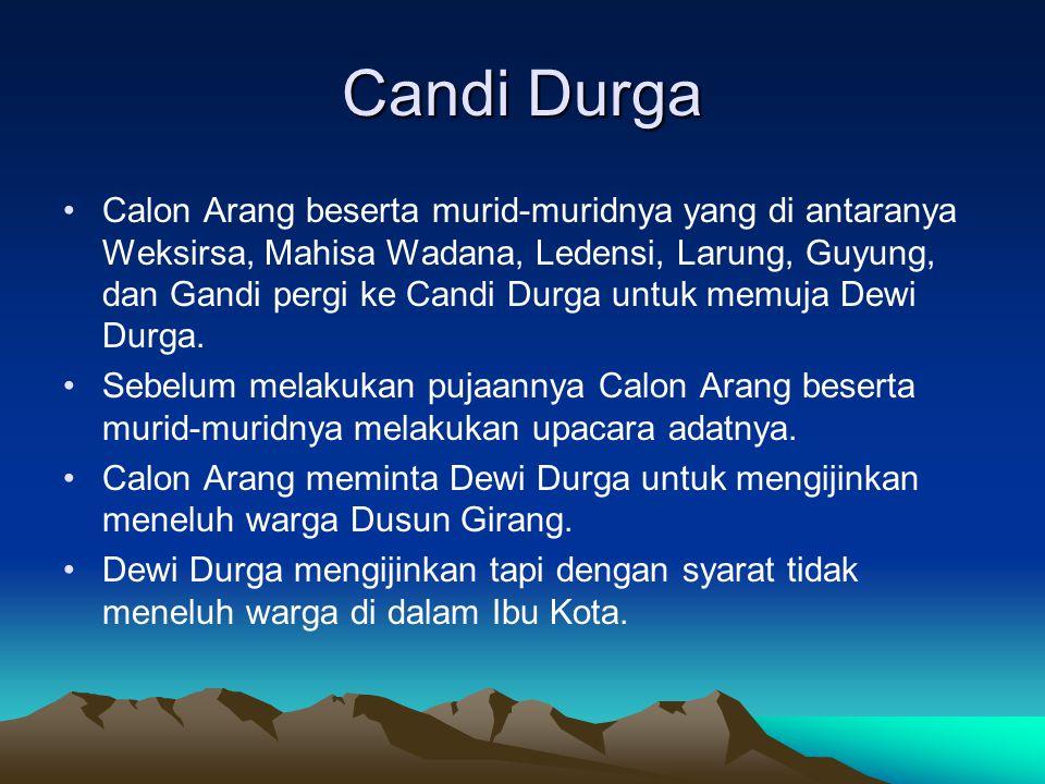 Candi Durga