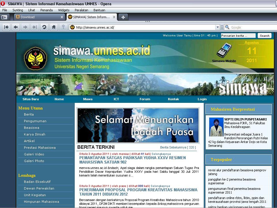 Simawa.Unnes.ac.id www.simawa.unnes.ac.id