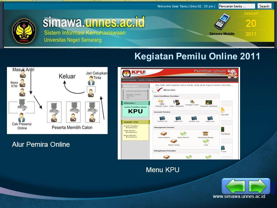 Kegiatan Pemilu Online 2011
