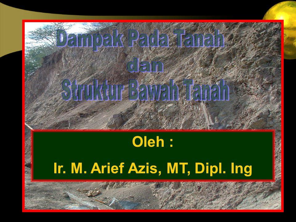Ir. M. Arief Azis, MT, Dipl. Ing