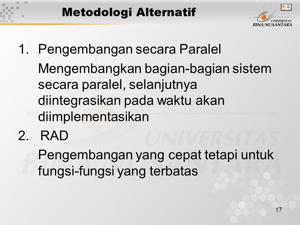 Metodologi Alternatif