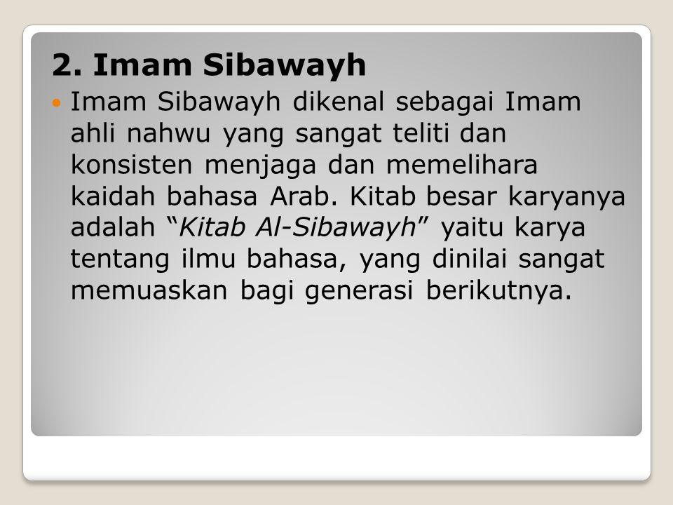 2. Imam Sibawayh