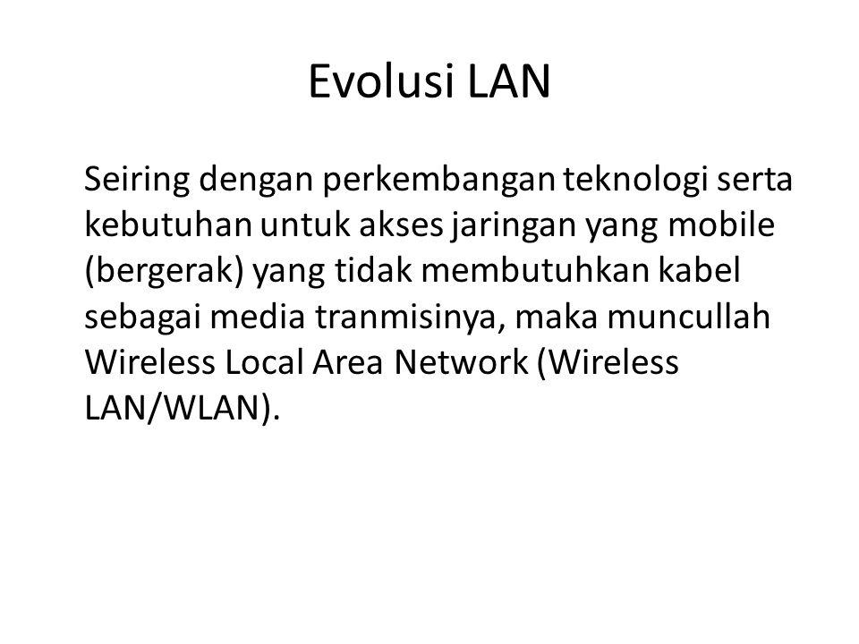 Evolusi LAN