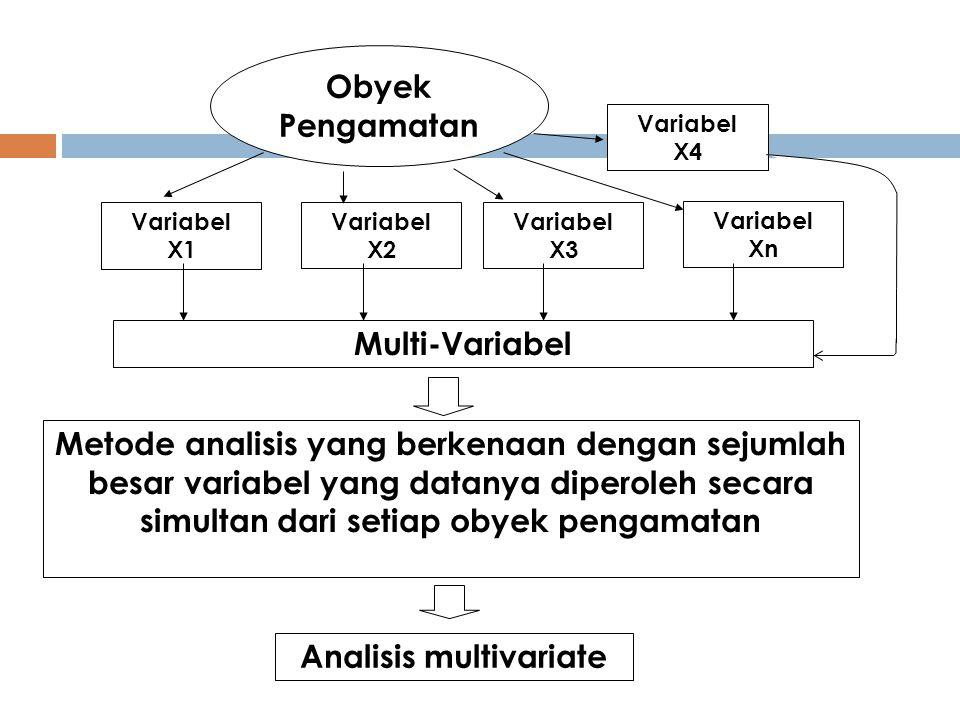 Analisis multivariate
