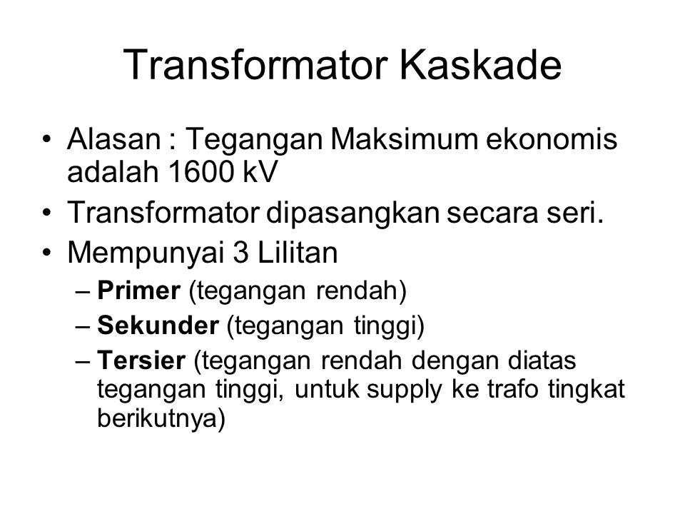 Transformator Kaskade