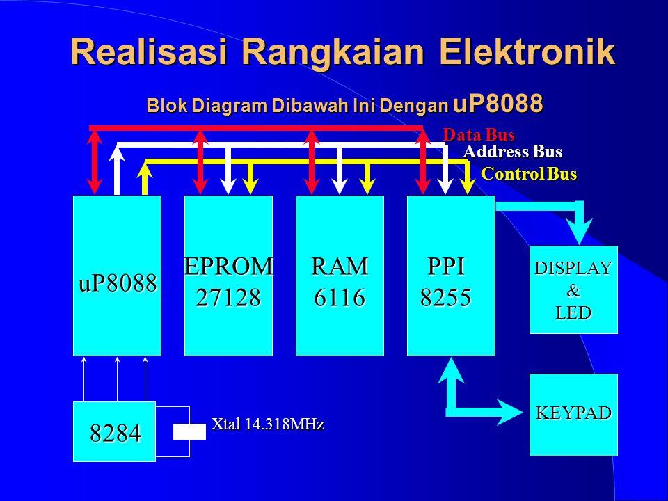 Realisasi Rangkaian Elektronik