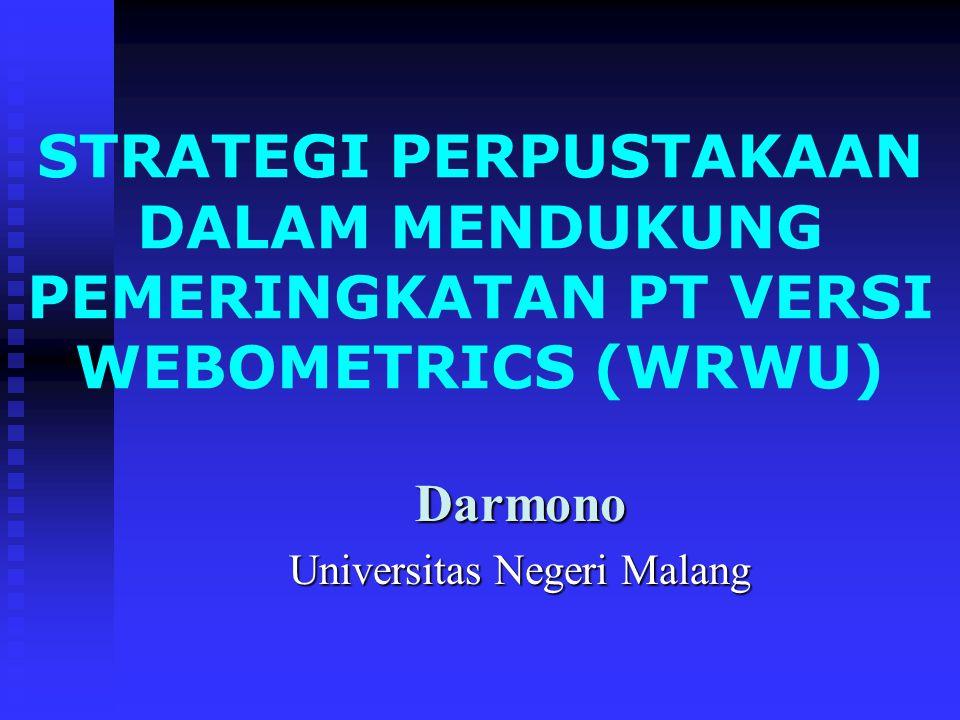 Darmono Universitas Negeri Malang