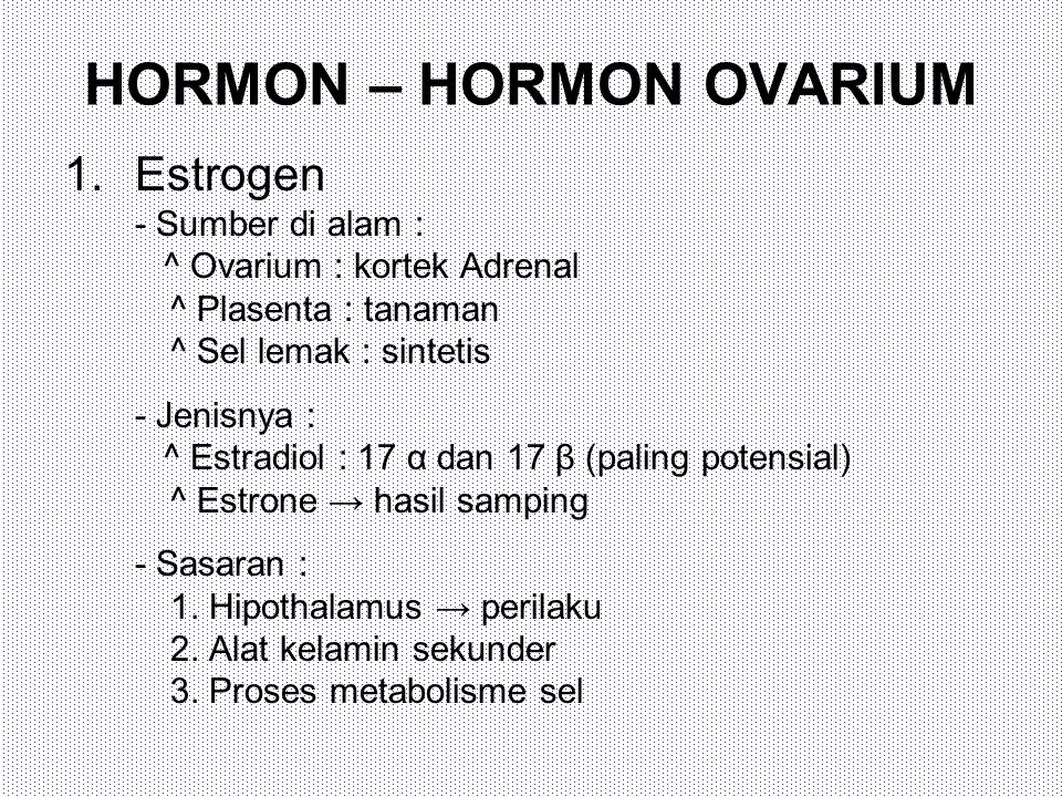 HORMON – HORMON OVARIUM