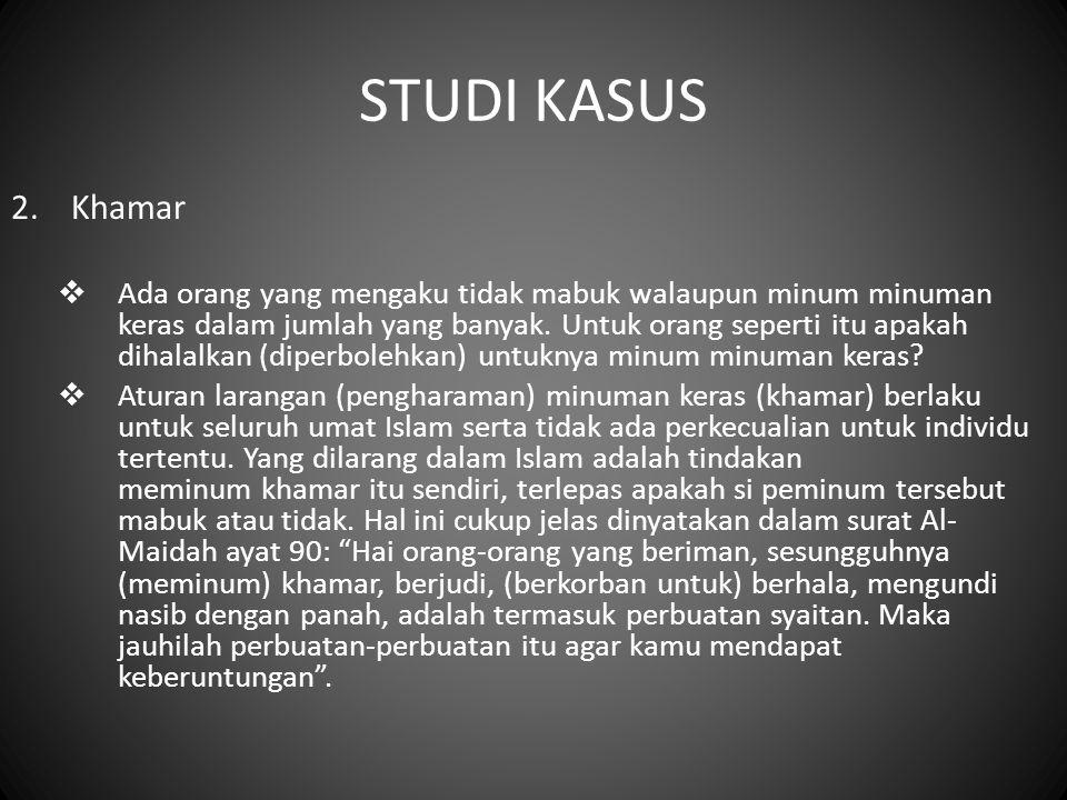 STUDI KASUS Khamar.