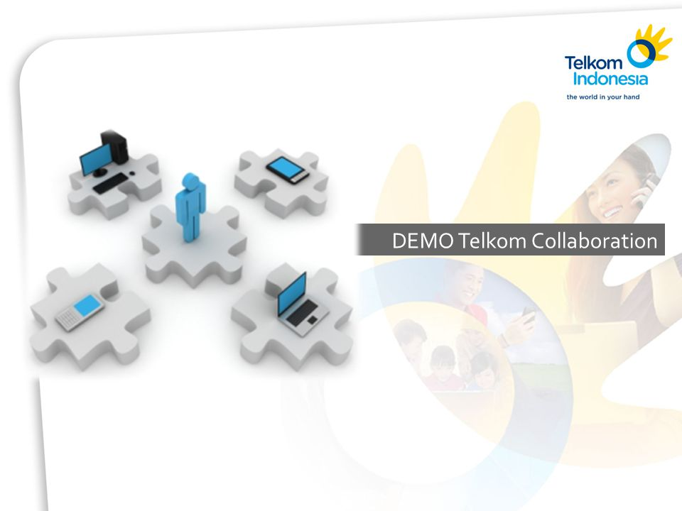 DEMO Telkom Collaboration