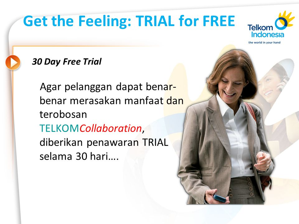 Get the Feeling: TRIAL for FREE