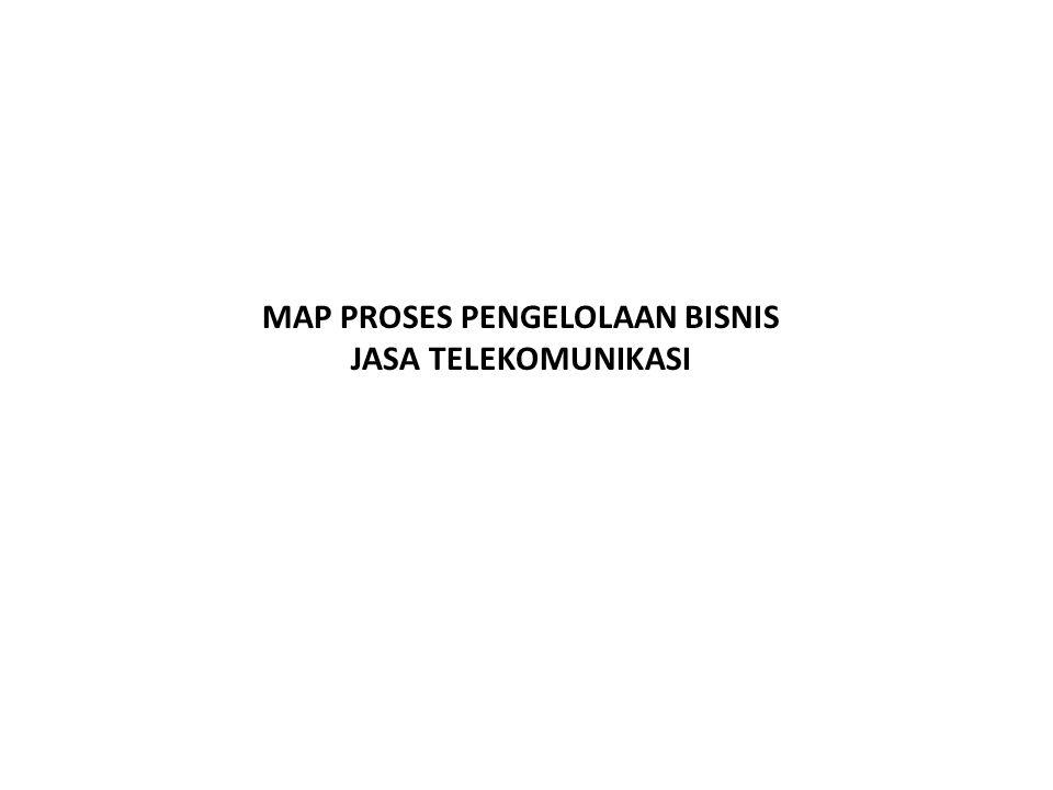 MAP PROSES PENGELOLAAN BISNIS