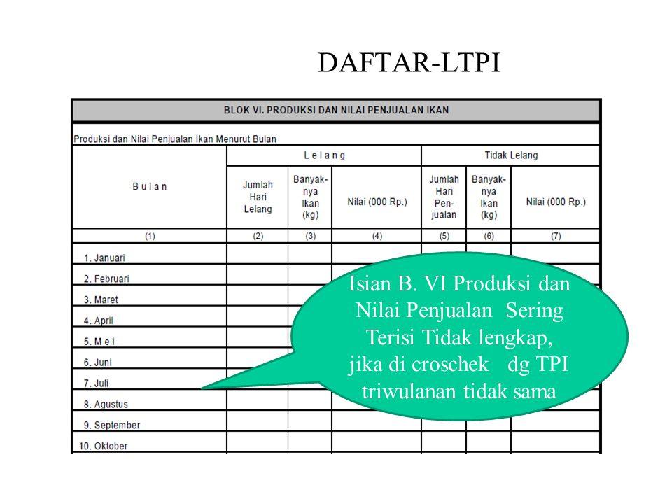 DAFTAR-LTPI NIHIL. Isian B.