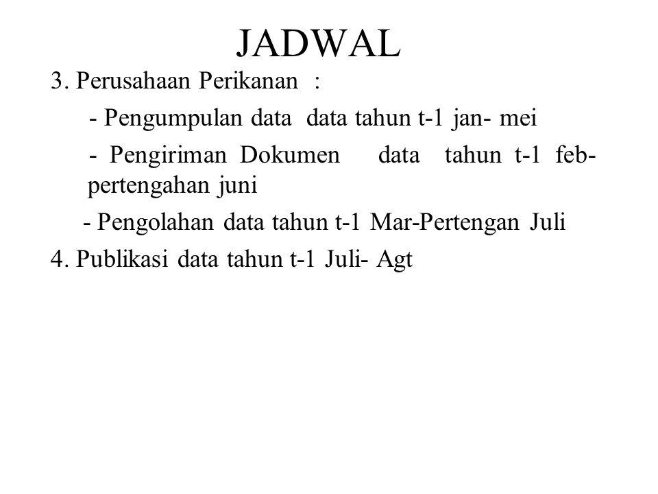JADWAL