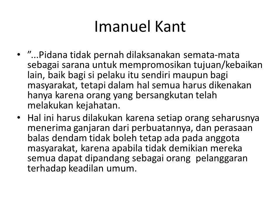 Imanuel Kant