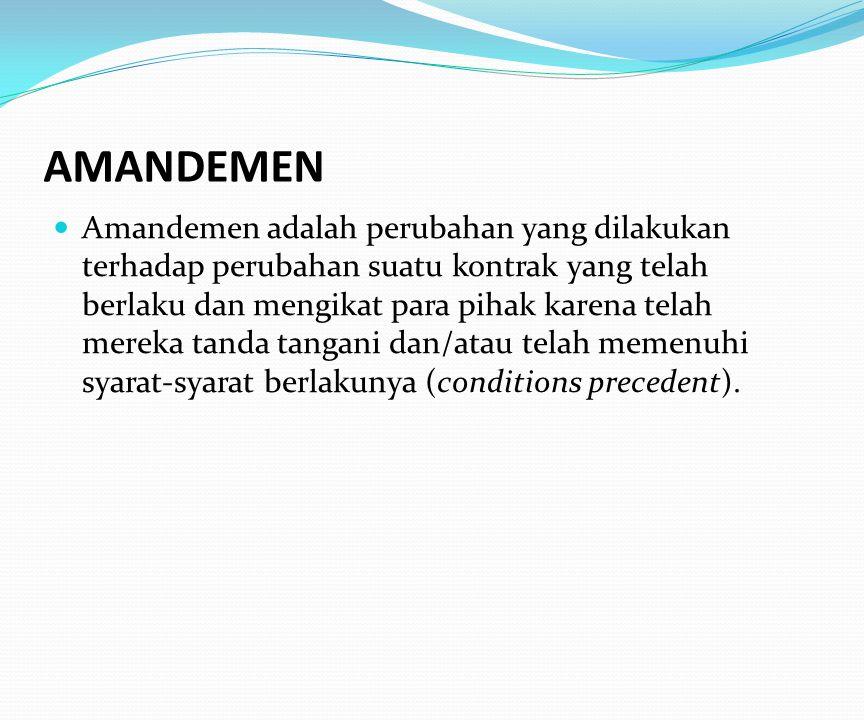 AMANDEMEN