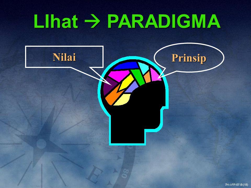 LIhat  PARADIGMA Prinsip Nilai 7H-I-FP-07-B (18)