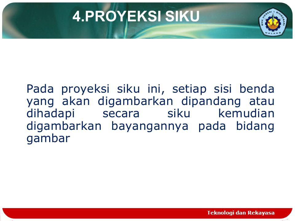 4.PROYEKSI SIKU