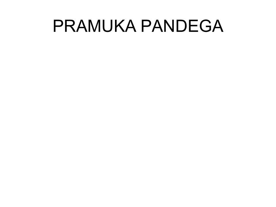 PRAMUKA PANDEGA