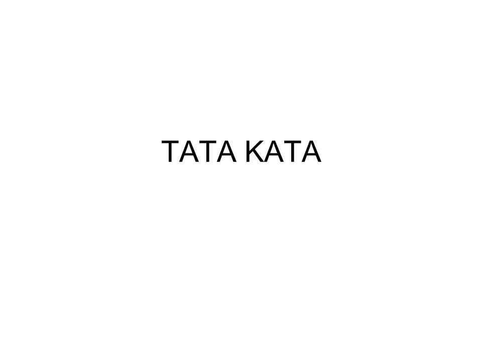 TATA KATA