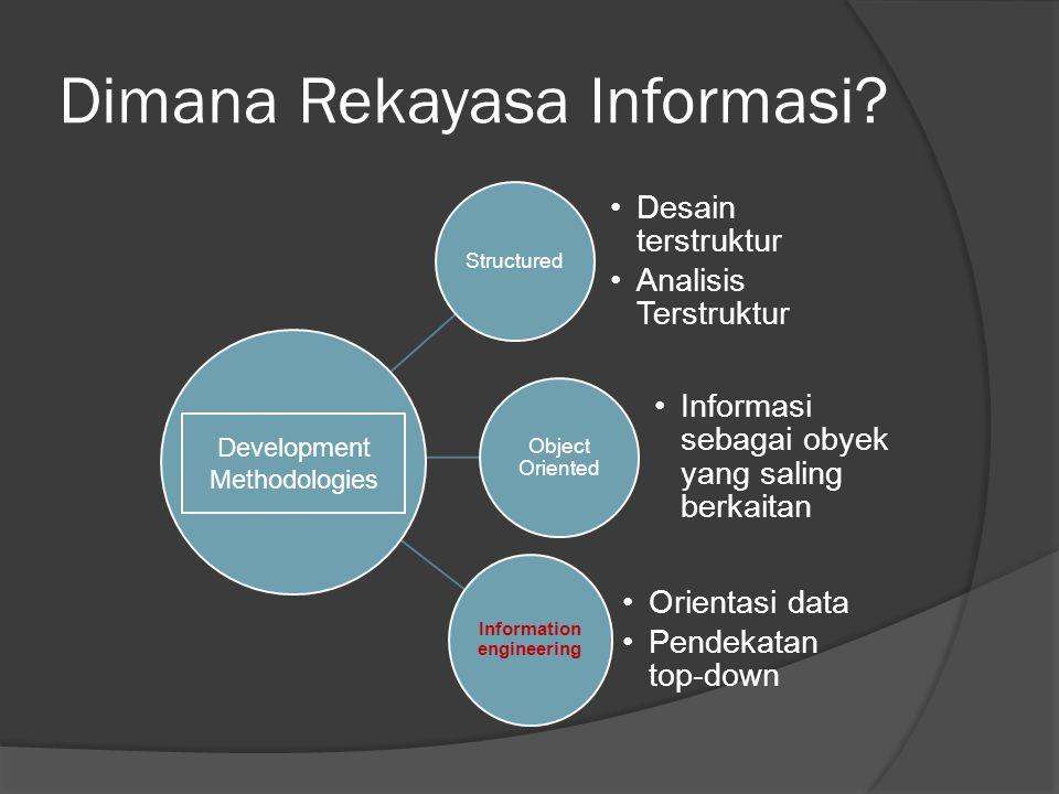 Dimana Rekayasa Informasi