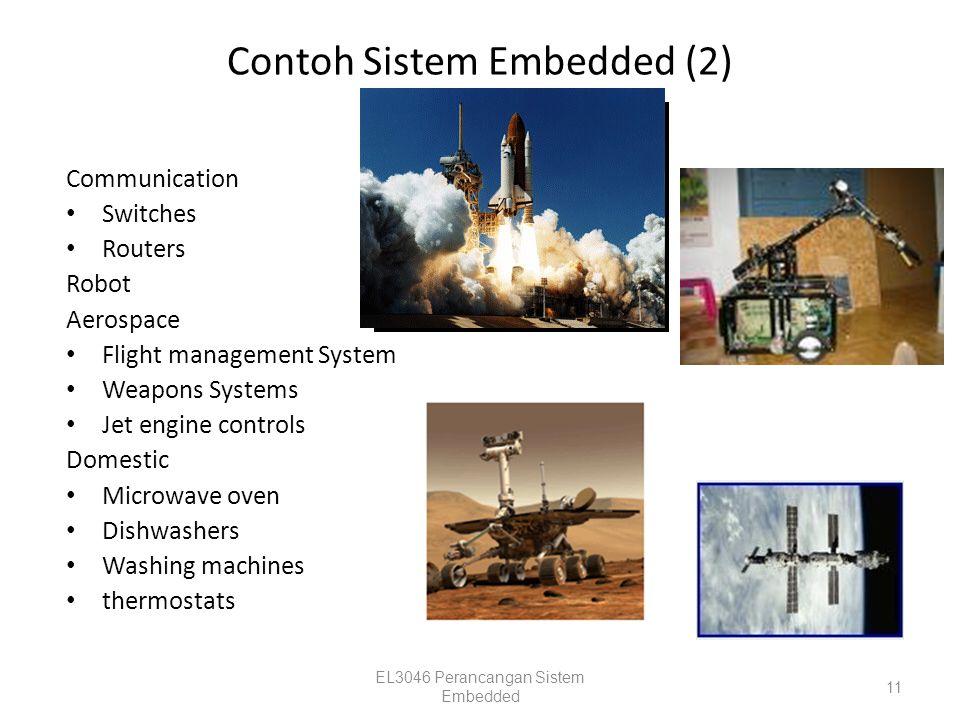 Contoh Sistem Embedded (2)