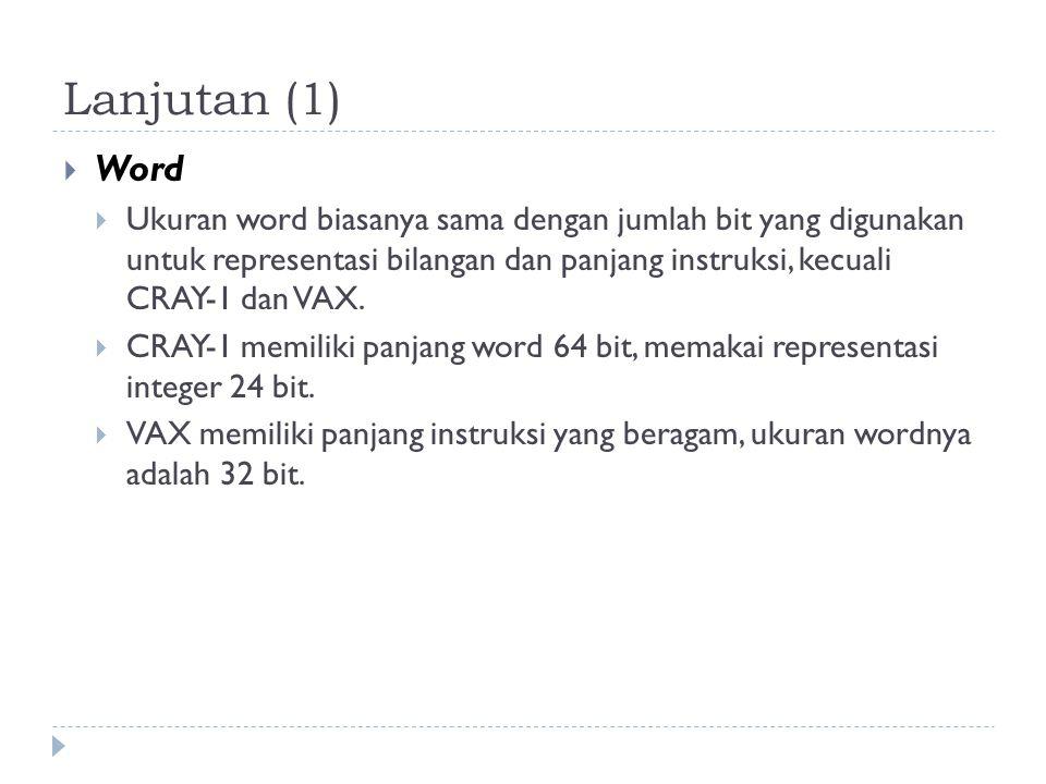Lanjutan (1) Word.