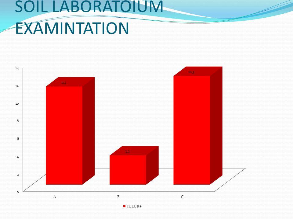SOIL LABORATOIUM EXAMINTATION