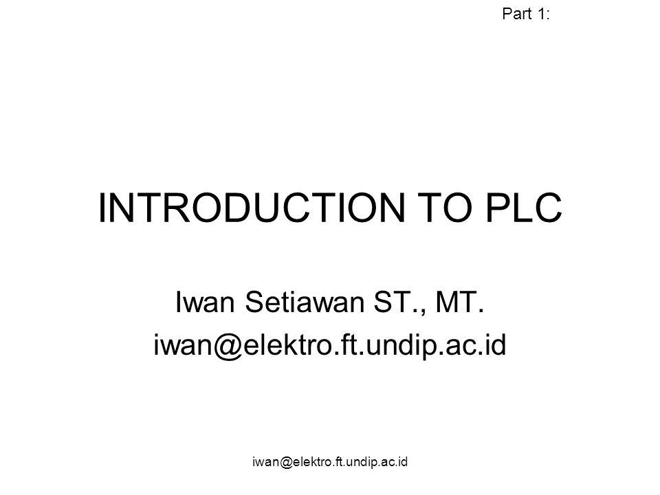 Iwan Setiawan ST., MT. iwan@elektro.ft.undip.ac.id