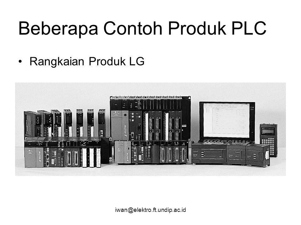 Beberapa Contoh Produk PLC