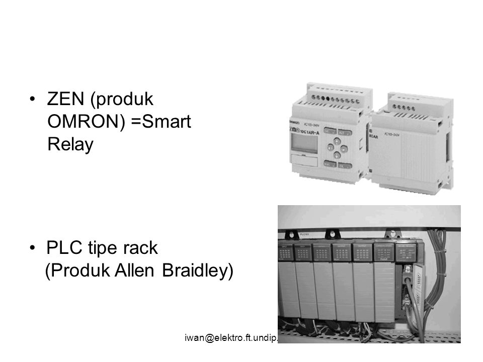 ZEN (produk OMRON) =Smart Relay